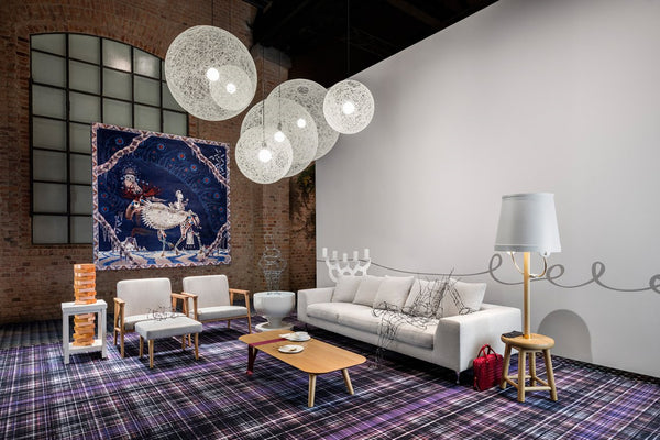 The Moooi Random Light, designed by Bertjan Pot. LD006