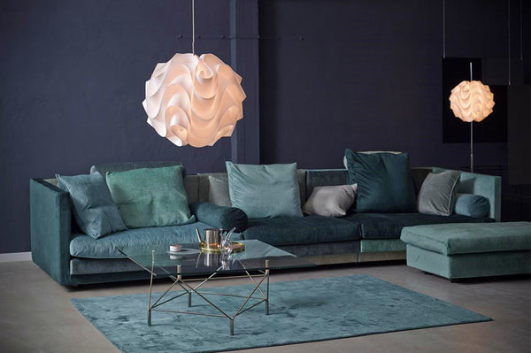 The Le Klint 172 Pendant, designed by Poul Christiansen. CM L25.