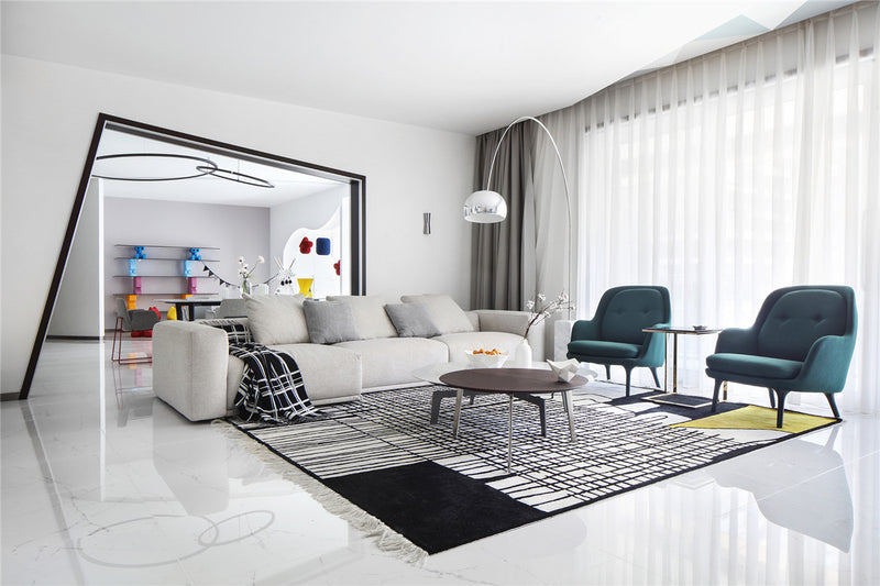A Unique Case In A Flat Project .