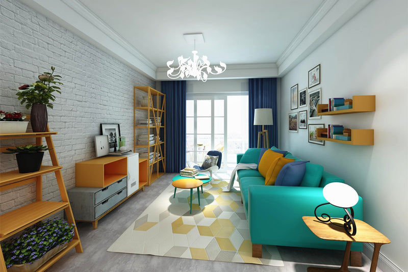 Create An Exquisite Blue Home