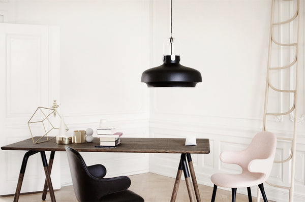 The Copenhagen Pendant SC6, designed by Space Copenhagen. SC6