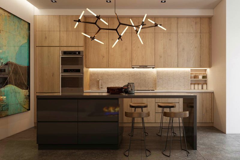 The Agnes Chandelier, design By Lindsey Adams Adelman. PL380