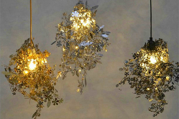 The Garland light, design by by Tord Boontje.PL88