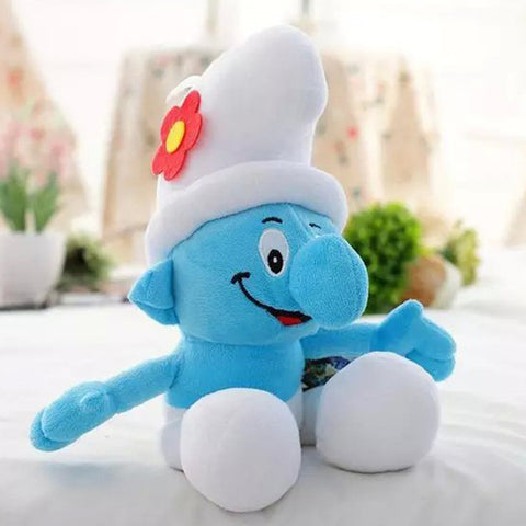 PLUSH TOY BY GANZ BROS TOYS with flower