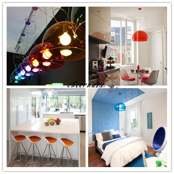 The Pendant Hanging Suspension Lamp D13 - Cheerhuzz