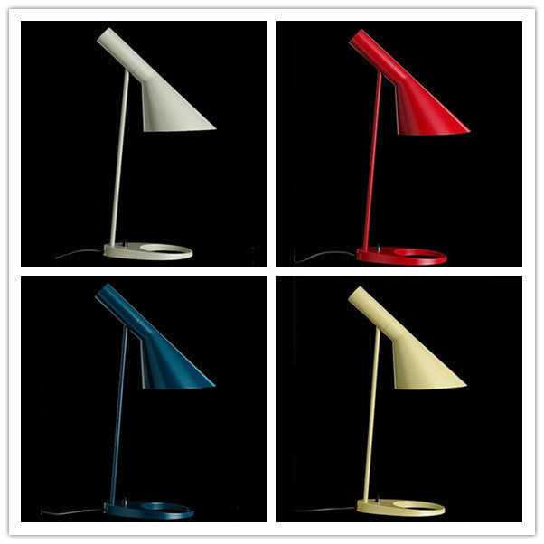 Louis Poulsen Arne Jacobsen AJ Table Lamp DP093