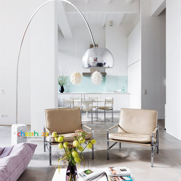 Arco Floor Lamp for Flos Lighting FL20 - Cheerhuzz