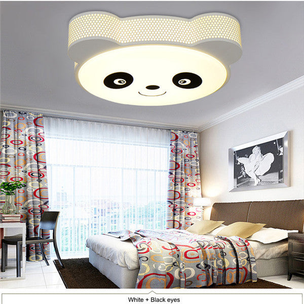 Cartoon Panda Ceiling Light CL161 - Cheerhuzz