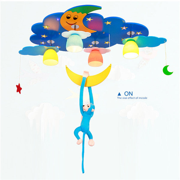 Modern Cartoon Ceiling Light CL171