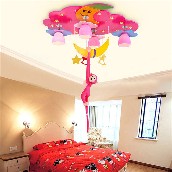 Modern Cartoon Ceiling Light CL171 - Cheerhuzz