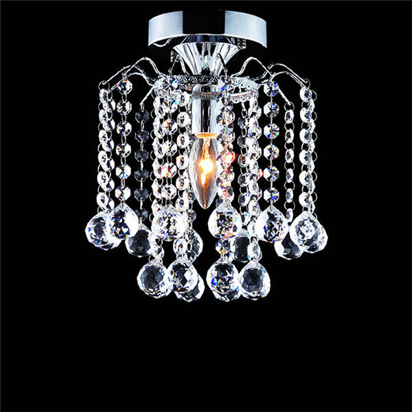 Crystal LED E14 Ceiling Lamp CL177 - Cheerhuzz