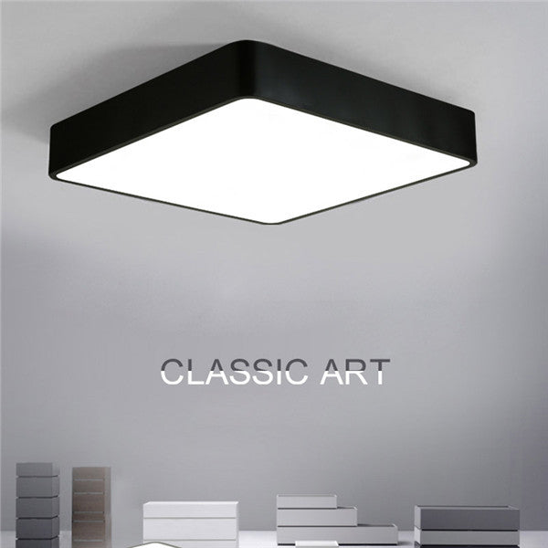 Modern Square LED Ceiling Light CL180