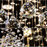 Modern LED Crystal Ceiling Light CL188