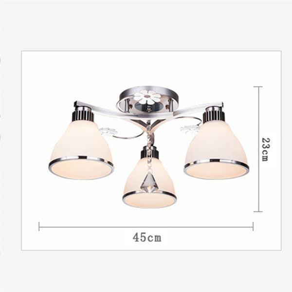 Modern Metal Flush Mount Light CL197