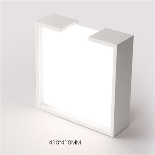Modern LED Acrylic Flush Mount Lamp CL200 - Cheerhuzz