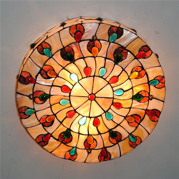 Retro Tiffan Pendant Ceiling Lights CL204 - Cheerhuzz