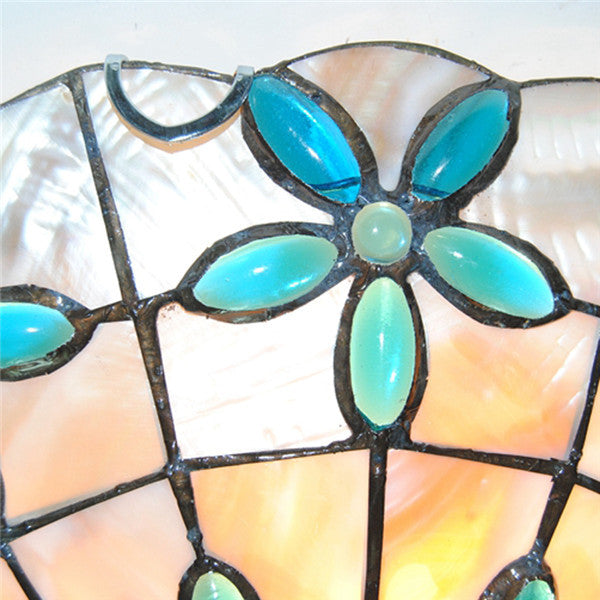 Classic Flower Shell Ceiling Lamp CL226 - Cheerhuzz
