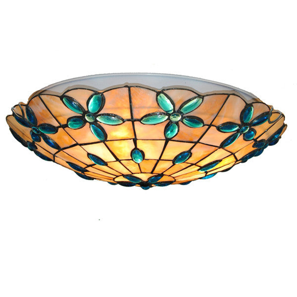 Classic Flower Shell Ceiling Lamp CL226