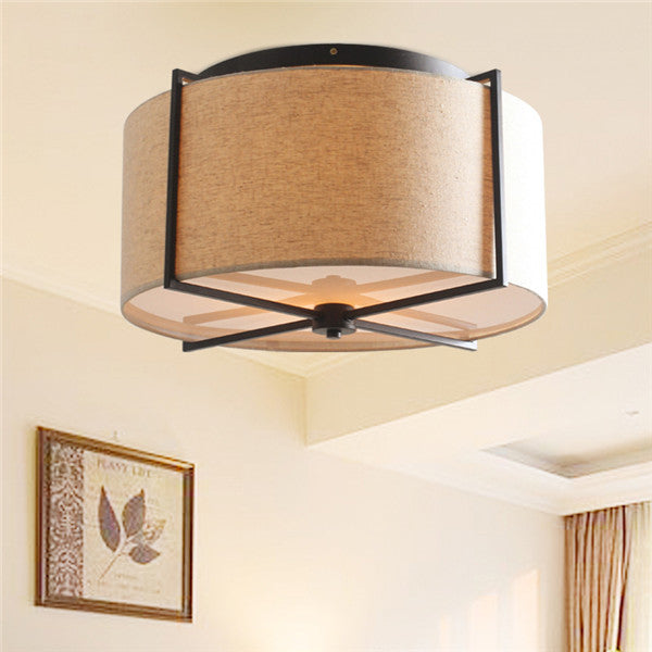 Nordic Iron Ceiling Light CL227 - Cheerhuzz