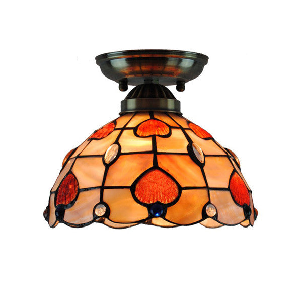 Tiffany  Shell Love Ceiling Lamp CL229 - Cheerhuzz