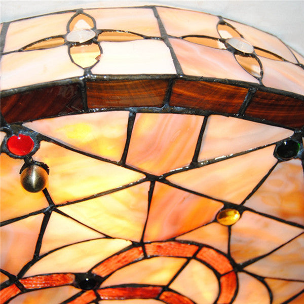 18 Inch Tiffany Ceiling Light Fixture CL233