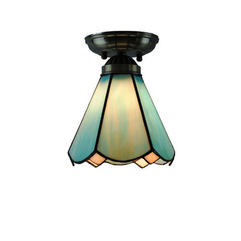 "6"" Retro Tiffany Ceiling Lamp CL243"