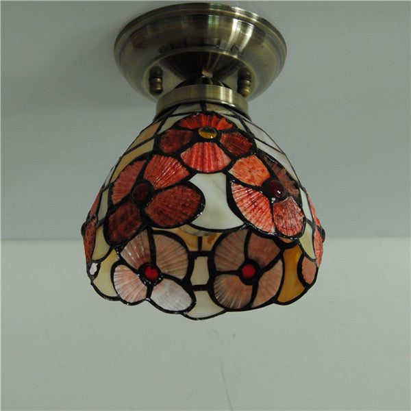 "5"" Tiffany Flower Pendant Lights CL254 - Cheerhuzz"