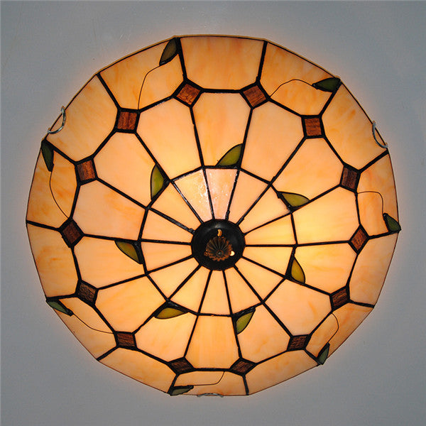 Simple Tree Leaves Ceiling Lamp CL266 - Cheerhuzz