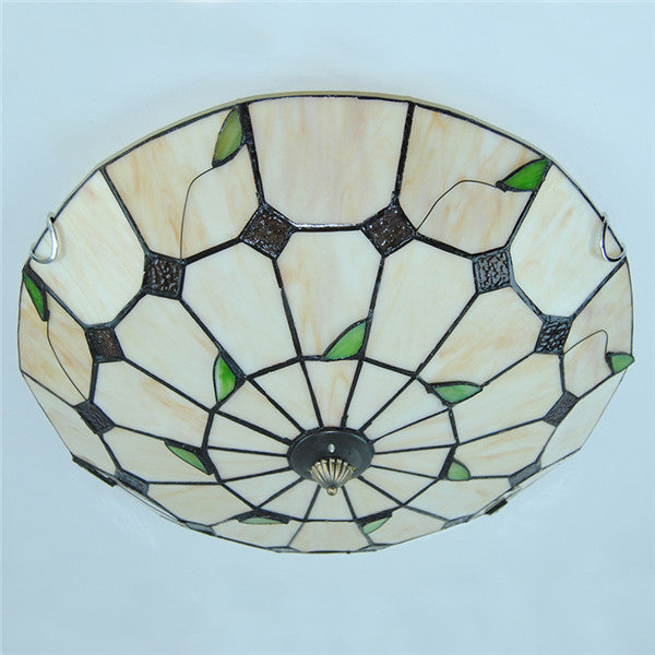 Simple Tree Leaves Ceiling Lamp CL266