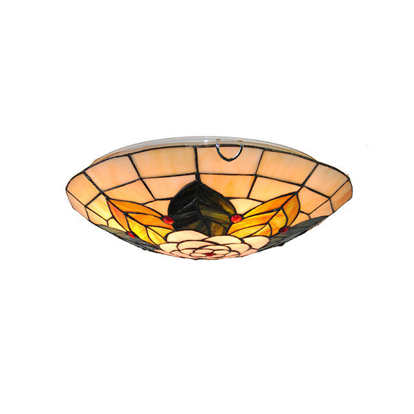 "16"" Tiffany Flower Pattern Ceiling Lights CL273"