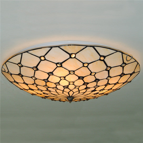 "20"" Classic Tiffany Ceiling Lamp CL278 - Cheerhuzz"