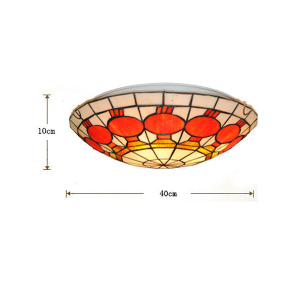 Simple Lanterns Pattern Flush Mount Light CL279 - Cheerhuzz