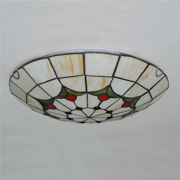 Tiffany Stained Glass Ceiling Lighting Fixture CL294 - Cheerhuzz