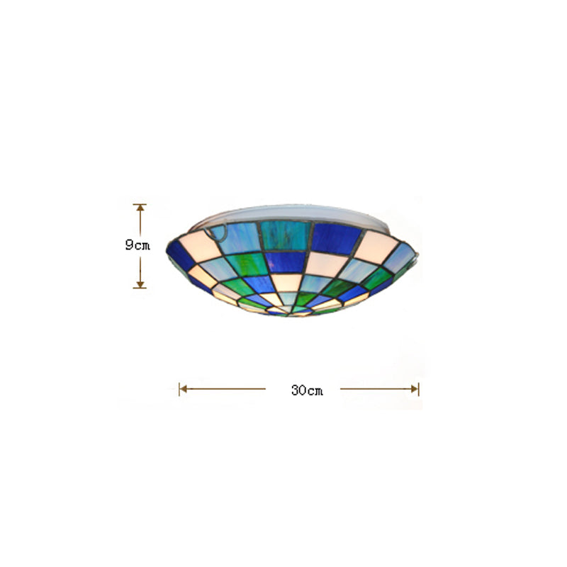 Tiffany Style Flush Mount Light CL325 - Cheerhuzz