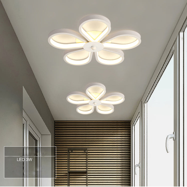 3W LED Ceiling Lamp Flower Chandelier Lighting CL375 - Cheerhuzz