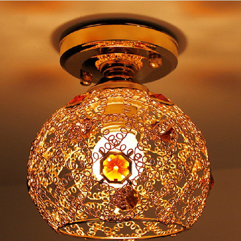 Modern Luxury Crystal Ceiling Light CL8 - Cheerhuzz