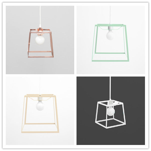 The Geometric Pendant Light PL119
