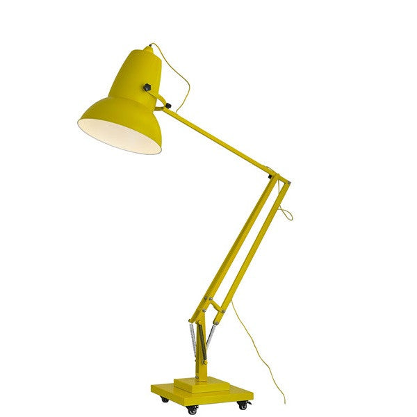Giant 1227 floor lamp for anglepoise fl14 cheerhuzz - Giant anglepoise lamp ...