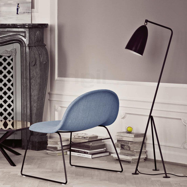 Grasshopper Floor Lamp By Greta Grossman for Gubi FL27