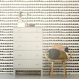 Half Moon Wallpaper by Ferm Living WP154