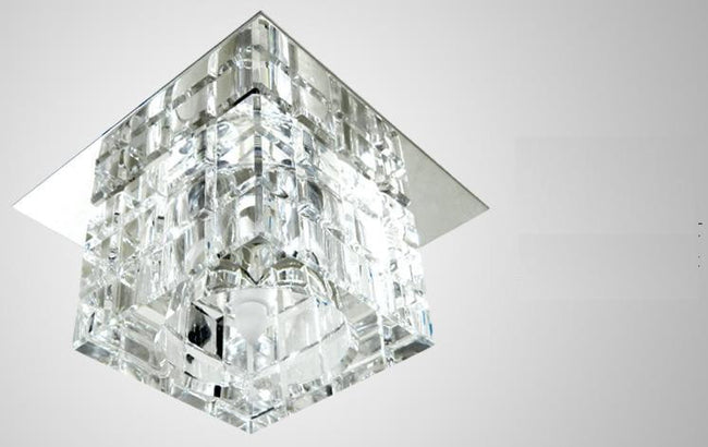 LED Crystal Ceiling Light L89 - Cheerhuzz