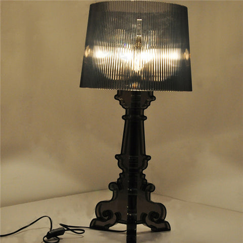 American Retro Acrylic Table Lamp LT122