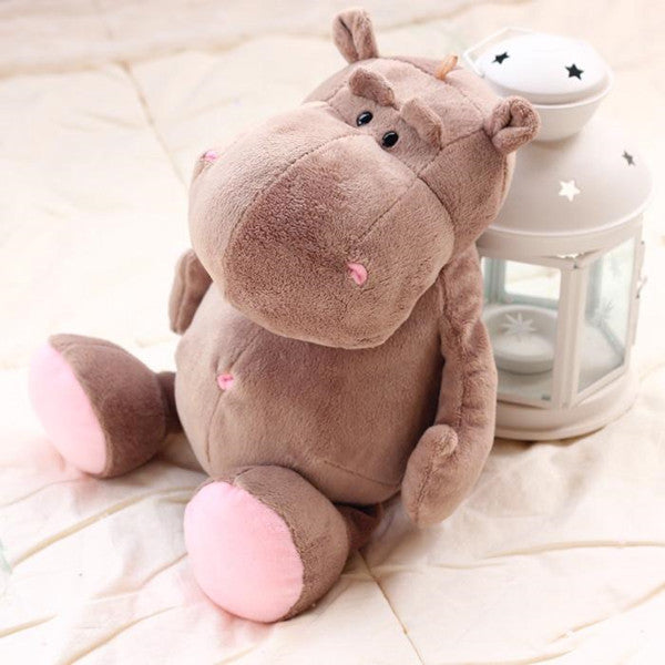 THE NICI Hippo PLUSH STUFFED Toy - Cheerhuzz