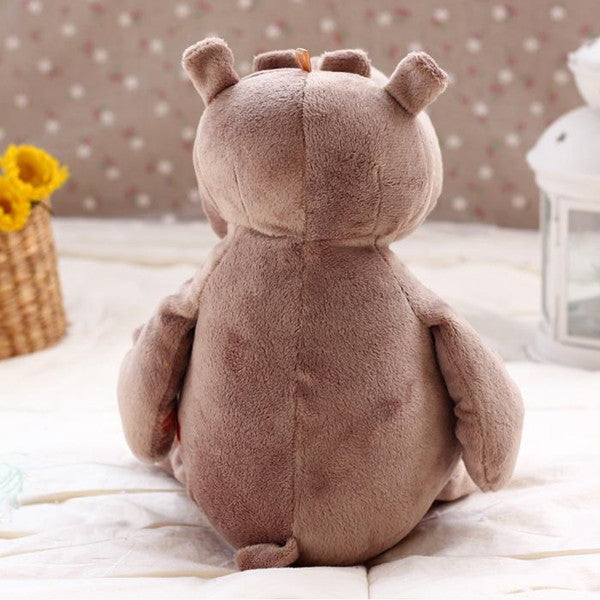 THE NICI Hippo PLUSH STUFFED Toy