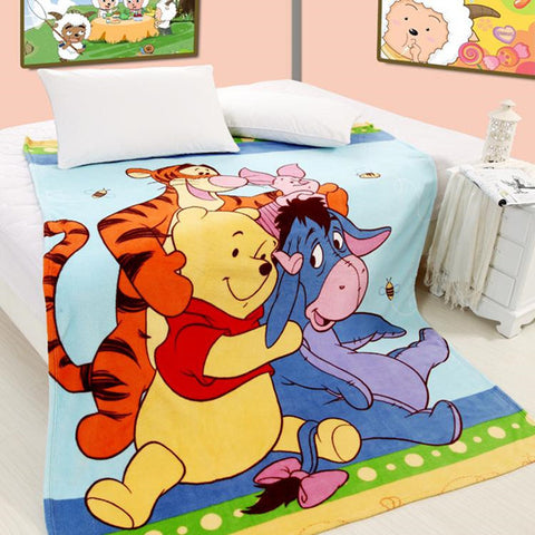 Winnie Cute Supersoft Blanket T13