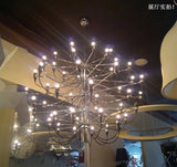 Model 2097/50 Chandelier For Flos Lighting D75