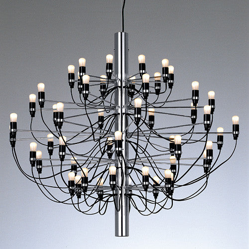 Model 2097/50 Chandelier For Flos Lighting D75 - Cheerhuzz