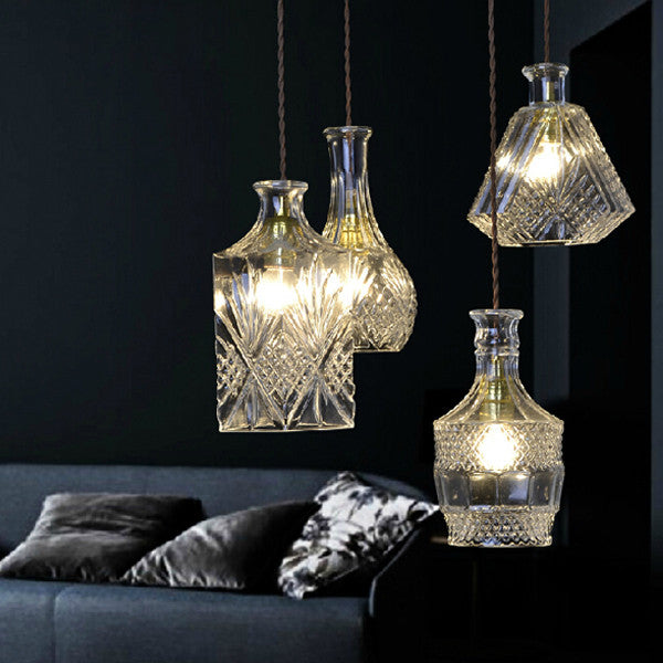 Decanterlight Multi-Light Chandelier By Lee Broom PL101 - Cheerhuzz