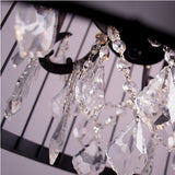 Vintage Crystal Pendant Light PL318