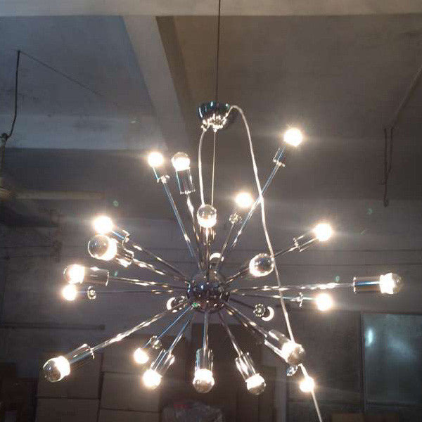 The Sergei Sputnik Pendant Lamp by Nuevo Living PL347